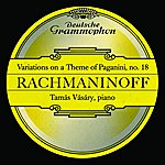 Tamás Vásáry Variations On A Theme Of Paganini, No. 18