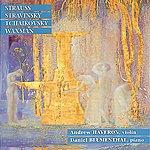 Daniel Blumenthal Strauss: Sonata In E-Flat Major - Stravinsky: Divertimento, Et Al.