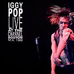 Iggy Pop Live At The Channel (Boston, Ma. 1988)