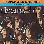 The Doors People Are Strange/Unhappy Girl