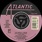 Collective Soul The World I Know/Smashing Young Man