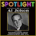 Al Jolson Spotlight On