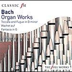 Simon Preston Bach Organ Works