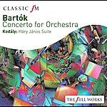 Iván Fischer Bartok Concerto For Orchestra & Kodaly Hary Janos