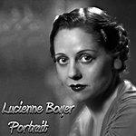 Lucienne Boyer Portrait