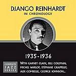 Django Reinhardt Complete Jazz Series 1935