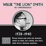Willie 'The Lion' Smith Complete Jazz Series 1938 - 1940