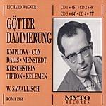 Wolfgang Sawallisch Richard Wagner: Götterdämmerung