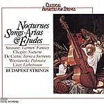 Budapest Strings Classical Favorites For Strings - Nocturnes, Songs, Arias & Etudes