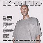 K-Rino Worst Rapper Alive