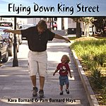 Kara Barnard Flying Down King Street
