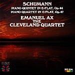 Emanuel Ax Schumann: Piano Quintet And Piano Quartet