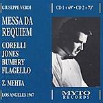 Zubin Mehta Giuseppe Verdi: Messa Da Requiem