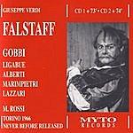 Mario Rossi Giuseppe Verdi: Falstaff