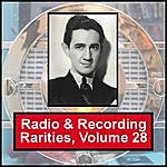 The Bronzemen Radio & Recording Rarities, Volume 28