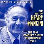 Henry Mancini The Best Of Henry Mancini: The 1981 Reader's Digest Recordings Vol. 1