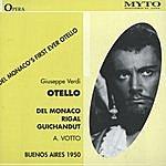 Antonino Votto Giuseppe Verdi: Otello