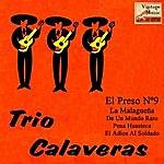 """Trio Calaveras Vintage México Nº 100 - Eps Collectors """"el Preso Nº 9"""""""