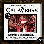 Trio Calaveras Sentimiento Mexicano