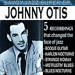 Johnny Otis Savoy Jazz Super EP