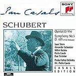 Isaac Stern Schubert: Quintet In C Major, D. 956; Symphony No. 5 In B-Flat Major, D. 485 [Great Performances]