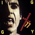 Iggy Pop Hippodrome Paris - 1977