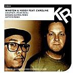 Winston Deeper Remixes (Feat. Caroline)(2-Track Single)