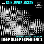 Ambient Music Therapy Deep Sleep Experience (With Rain, River, Ocean)