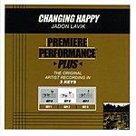 Jadon Lavik Changing Happy (Premiere Performance Plus Track)
