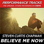 Steven Curtis Chapman Believe Me Now (Premiere Performance Plus Track)
