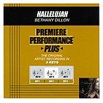 Bethany Dillon Hallelujah (Premiere Performance Plus Track)