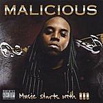 Malicious Music Starts With M