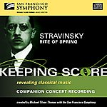 Michael Tilson Thomas Stravinsky: The Rite Of Spring, The Firebird Suite (Selections)