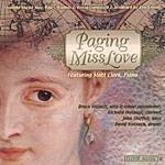 Matt Clark Paging Miss Love - Jazz By Ron Ermini