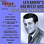 Len Barry Len Barry's Greatest Hits - The Original Masters