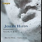 Bruno Weil Haydn: Symphonies Nos. 44, 51 & 52