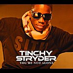 Tinchy Stryder You're Not Alone (4-Track Maxi-Single)