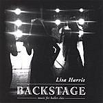 Lisa Harris Backstage