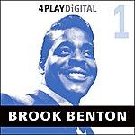 Brook Benton Rainy Night In Georgia - 4 Track EP