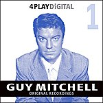 Guy Mitchell Singing The Blues - 4 Track EP
