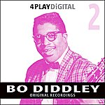 Bo Diddley Mona - 4 Track EP