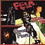 Fela Kuti Opposite People/Equalisation Of Trouser & Pant