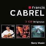 Francis Cabrel Coffret 3 CD: En Public/Samedi Soir Sur La Terre/Sarbacane
