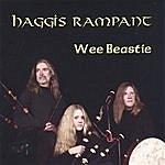Haggis Rampant Wee Beastie