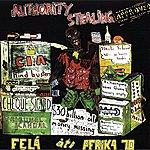 Fela Kuti Authority Stealing (Part 1 & 2)