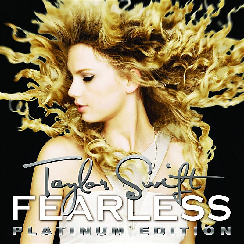 Cover Art: Fearless: Platinum Edition