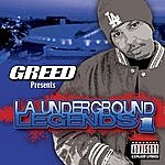 Greed L.a Underground Legends Vol. 1 (Parental Advisory)