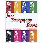 Greg Fishman Jazz Saxophone Duets