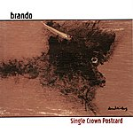 Brando Single Crown Postcard