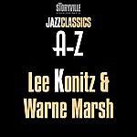 Lee Konitz Storyville Presents The A-Z Jazz Encyclopedia-K